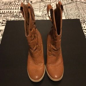Man Made Cowgirl Boots